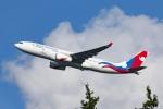 Mochi7D2さんが、成田国際空港で撮影したネパール航空 A330-243の航空フォト(飛行機 写真・画像)