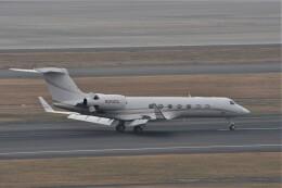 kumagorouさんが、羽田空港で撮影したAvjetコーポレーション G500/G550 (G-V)の航空フォト(飛行機 写真・画像)