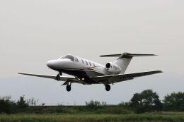 しょうせいさんが、岡南飛行場で撮影したオートパンサー 525 Citation CJ1の航空フォト(飛行機 写真・画像)