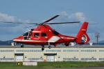md11jbirdさんが、名古屋飛行場で撮影した名古屋市消防航空隊 AS365N3 Dauphin 2の航空フォト(飛行機 写真・画像)