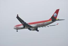 macbroothさんが、済南遥墻国際空港で撮影した四川航空 A330-343Xの航空フォト(飛行機 写真・画像)