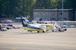 344さんが、ベルリン・テーゲル空港で撮影したスカイワーク・エアラインズ 328-110の航空フォト(飛行機 写真・画像)