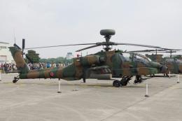 MOR1(新アカウント)さんが、目達原駐屯地で撮影した陸上自衛隊 AH-64Dの航空フォト(飛行機 写真・画像)