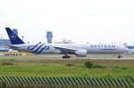 pesawat6さんが、成田国際空港で撮影したエールフランス航空 777-328/ERの航空フォト(飛行機 写真・画像)