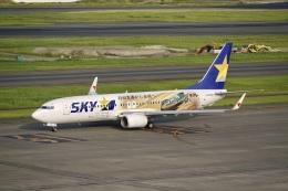 flying_horseさんが、羽田空港で撮影したスカイマーク 737-86Nの航空フォト(飛行機 写真・画像)