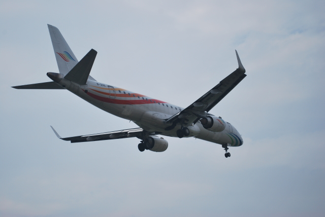 ZSJNで撮影されたZSJNの航空機写真