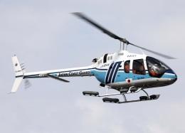 voyagerさんが、羽田空港で撮影した海上保安庁 505 Jet Ranger Xの航空フォト(飛行機 写真・画像)