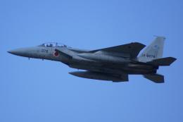 Dickiesさんが、浜松基地で撮影した航空自衛隊 F-15DJ Eagleの航空フォト(飛行機 写真・画像)