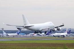 pesawat6さんが、成田国際空港で撮影したウィルミントン・トラスト・カンパニー 747-4KZF/SCDの航空フォト(飛行機 写真・画像)