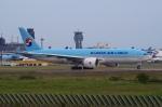 pesawat6さんが、成田国際空港で撮影した大韓航空 777-FB5の航空フォト(飛行機 写真・画像)