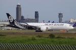 pesawat6さんが、成田国際空港で撮影したニュージーランド航空 787-9の航空フォト(飛行機 写真・画像)