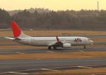 ふじいあきらさんが、成田国際空港で撮影したJALエクスプレス 737-846の航空フォト(飛行機 写真・画像)
