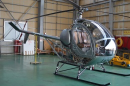 ブルーさんさんが、大阪ヘリポートで撮影した日本法人所有 269Cの航空フォト(飛行機 写真・画像)