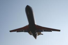 Hiro-hiroさんが、伊丹空港で撮影したアイベックスエアラインズ CL-600-2B19 Regional Jet CRJ-100LRの航空フォト(飛行機 写真・画像)