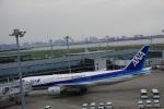 トレインさんが、羽田空港で撮影した全日空 777-281/ERの航空フォト(飛行機 写真・画像)