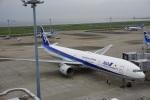 トレインさんが、羽田空港で撮影した全日空 777-381の航空フォト(飛行機 写真・画像)