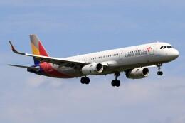 航空フォト:HL8004 アシアナ航空 A321
