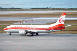 すしねこさんが、那覇空港で撮影した日本トランスオーシャン航空 737-446の航空フォト(飛行機 写真・画像)