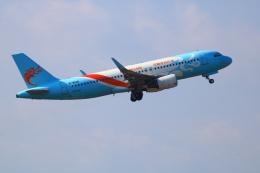 スターアライアンスKMJ まいやんさんが、中部国際空港で撮影した長竜航空 A320-214の航空フォト(飛行機 写真・画像)