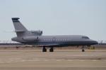 yabyanさんが、中部国際空港で撮影したN48KZ LLC Falcon 900Cの航空フォト(飛行機 写真・画像)
