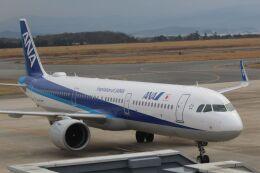 7915さんが、鳥取空港で撮影した全日空 A321-272Nの航空フォト(飛行機 写真・画像)