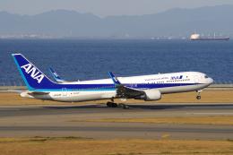 航空フォト:JA624A 全日空 767-300