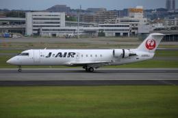 徳兵衛さんが、伊丹空港で撮影したジェイエア CL-600-2B19 Regional Jet CRJ-200ERの航空フォト(飛行機 写真・画像)
