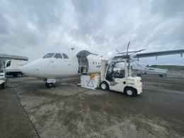 ユターさんが、種子島空港で撮影した日本エアコミューター ATR-72-600の航空フォト(飛行機 写真・画像)