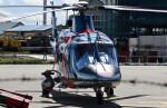Dojalanaさんが、札幌飛行場で撮影した北海道警察 A109E Powerの航空フォト(飛行機 写真・画像)