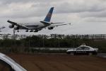 m_aereo_iさんが、成田国際空港で撮影した中国南方航空 A380-841の航空フォト(飛行機 写真・画像)