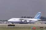 Airliners Freakさんが、フォートローダーデール・ハリウッド国際空港で撮影したアントノフ・エアラインズ An-124-100M Ruslanの航空フォト(飛行機 写真・画像)