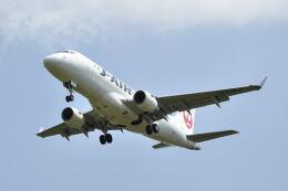鹿児島空港 - Kagoshima Airport [KOJ/RJFK]で撮影されたジェイエア - J-AIR [JLJ]の航空機写真