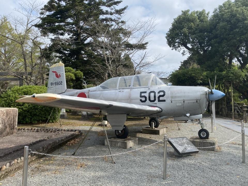 ユターさんの航空自衛隊 Fuji T-3 (81-5502) 航空フォト