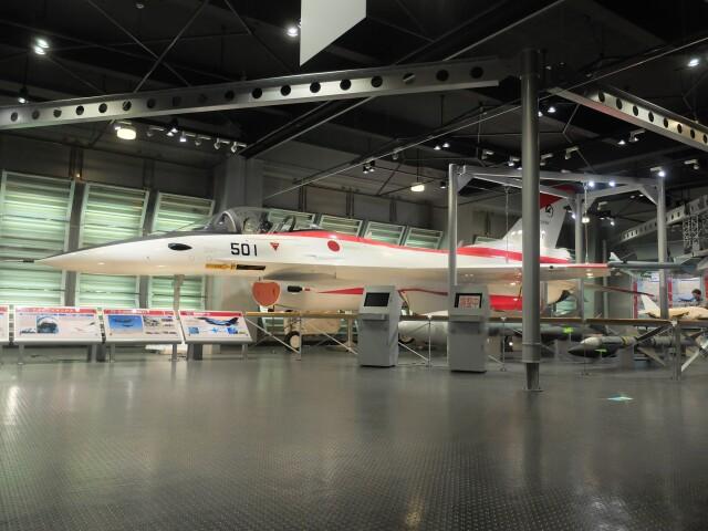 Smyth Newmanさんが、浜松広報館で撮影した航空自衛隊 XF-2Aの航空フォト(飛行機 写真・画像)