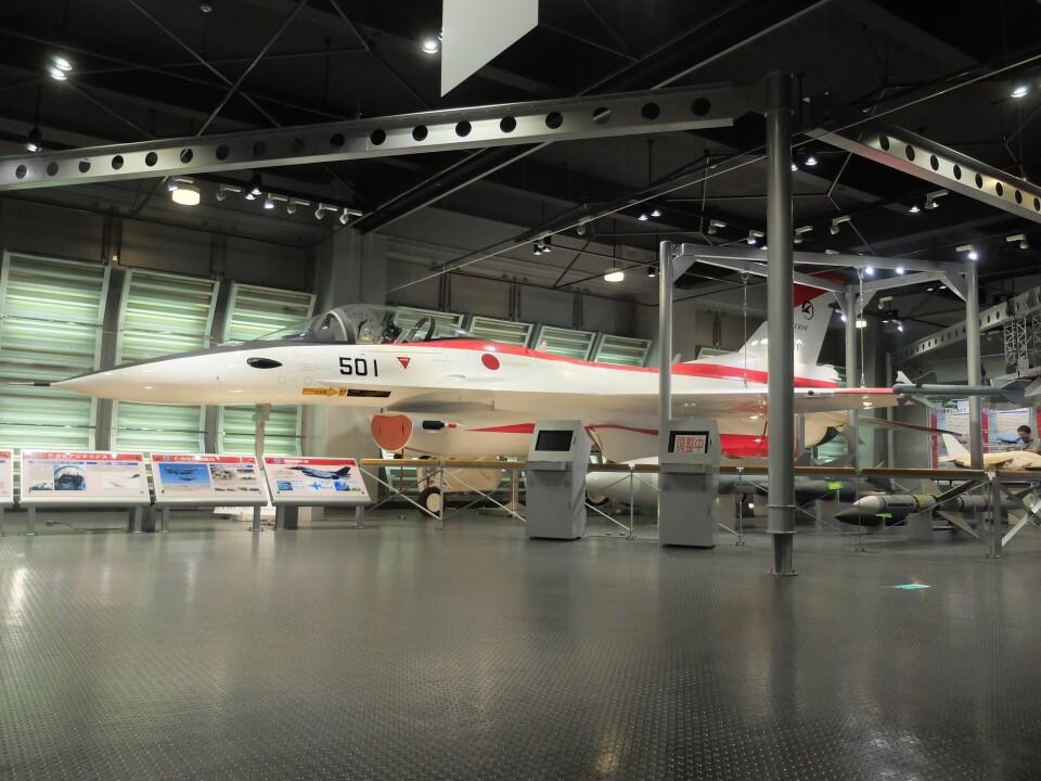 Smyth Newmanさんの航空自衛隊 Mitsubishi XF-2A (63-8501) 航空フォト