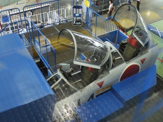 Smyth Newmanさんが、浜松広報館で撮影した航空自衛隊 T-2の航空フォト(飛行機 写真・画像)