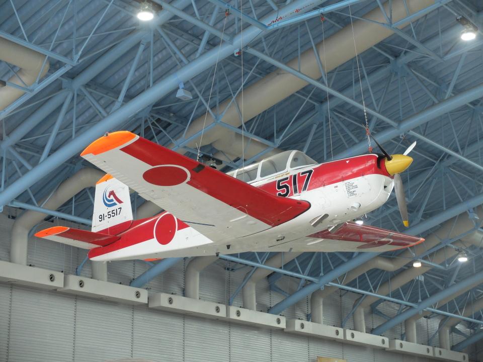 Smyth Newmanさんの航空自衛隊 Fuji T-3 (91-5517) 航空フォト