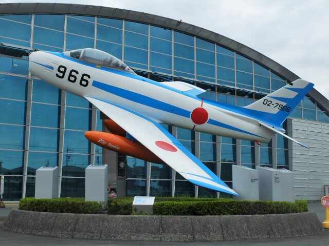 Smyth Newmanさんが、浜松広報館で撮影した航空自衛隊 F-86F-40の航空フォト(飛行機 写真・画像)