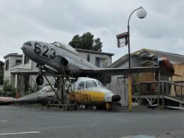 Smyth Newmanさんが、喫茶飛行場で撮影した航空自衛隊 T-33Aの航空フォト(飛行機 写真・画像)