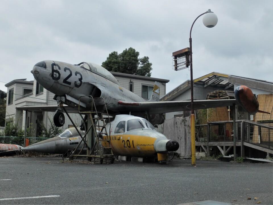 Smyth Newmanさんの航空自衛隊 Lockheed T-33 Shooting Star (51-5623) 航空フォト