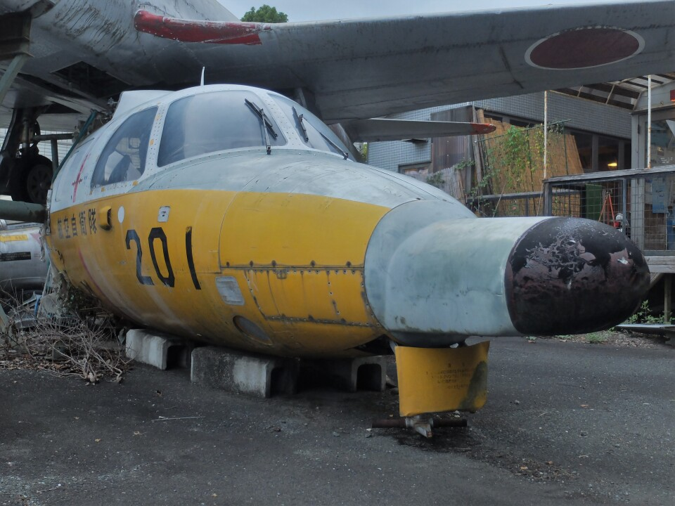 Smyth Newmanさんの航空自衛隊 Mitsubishi MU-2 (73-3201) 航空フォト