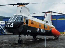 かかみがはら航空宇宙博物館で撮影された陸上自衛隊 - Japan Ground Self-Defense Forceの航空機写真