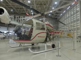 かかみがはら航空宇宙博物館で撮影されたエースヘリコプター - Ace Helicopter Coの航空機写真
