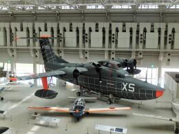 かかみがはら航空宇宙博物館で撮影された海上自衛隊 - Japan Maritime Self-Defense Forceの航空機写真