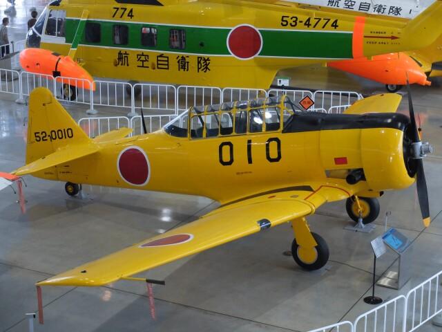Smyth Newmanさんが、浜松広報館で撮影した航空自衛隊 T-6F Texanの航空フォト(飛行機 写真・画像)