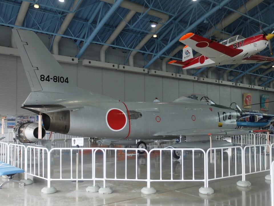 Smyth Newmanさんの航空自衛隊 North American F-86 Sabre (84-8104) 航空フォト