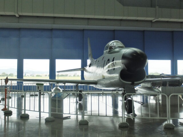 Smyth Newmanさんが、浜松広報館で撮影した航空自衛隊 F-86D-45の航空フォト(飛行機 写真・画像)