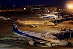 Koenig117さんが、中部国際空港で撮影した全日空 A320-214の航空フォト(写真)