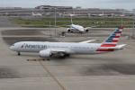 サリーちゃんのパパさんが、羽田空港で撮影したアメリカン航空 787-9の航空フォト(飛行機 写真・画像)