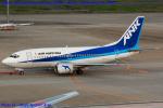 Chofu Spotter Ariaさんが、羽田空港で撮影したエアーニッポン 737-5L9の航空フォト(飛行機 写真・画像)